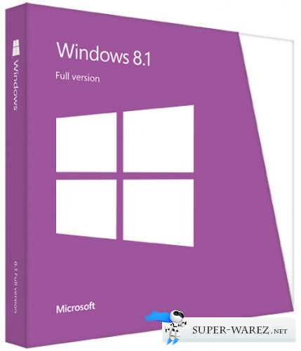 Microsoft Windows 8.1 -16in1- AIO by m0nkrus (x86/RUS/ENG/2013)