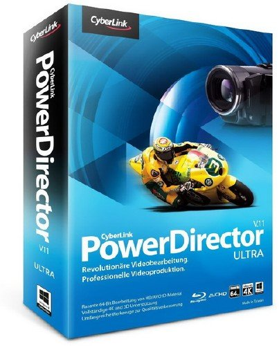 CyberLink PowerDirector Ultra 11.0.0.3230 Final