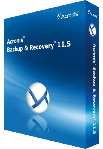 Acronis Backup & Recovery Workstation | Server 11.5 Build 37975 + Universal Restore + BootCD