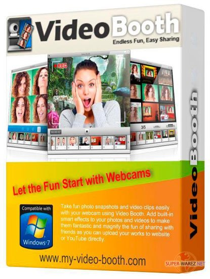 Video Booth Pro 2.5.5.6 + Rus