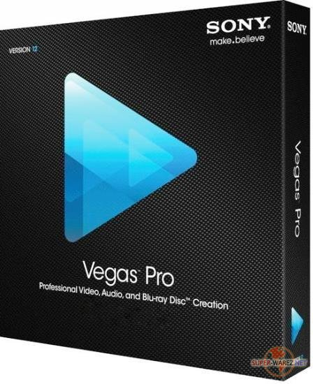 Sony Vegas Pro 12 Build 765 (x64/ML/RUS)