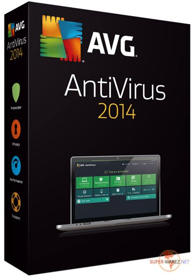 AVG AntiVirus 2014 14.0 Build 4161 Final (2013/ML/RUS) x86-x64