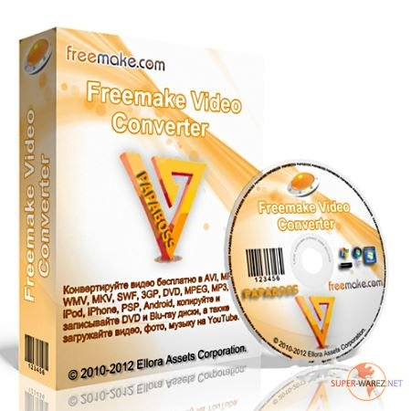 Freemake Video Converter v.4.1.1.4 Final/ML