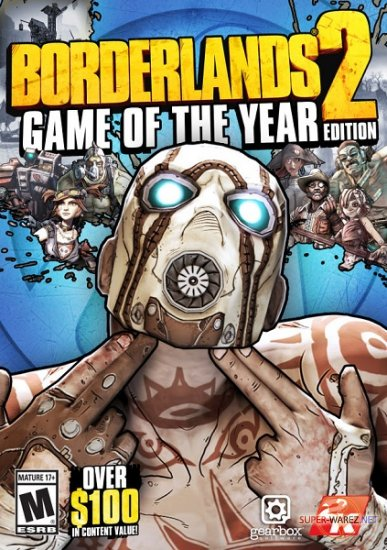 Borderlands 2: Game of the Year Edition v.1.7.0 + DLC (2013/RUS/ENG) Steam-Rip от R.G. Origins