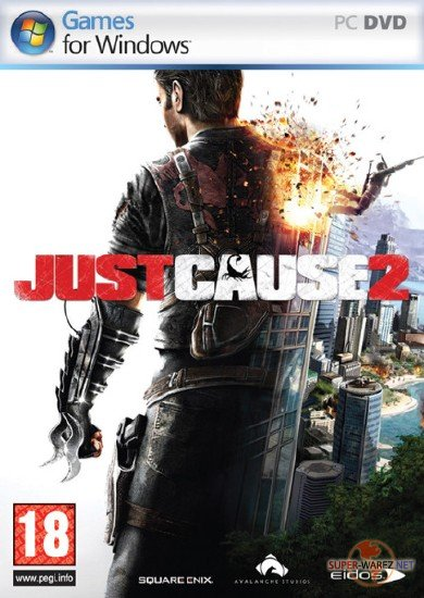 Just Cause 2 (2010/RUS/ENG/Repack R.G. Games)