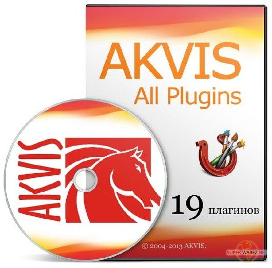 AKVIS All Plugins 2013 x32|x64 (15.12.2013) ML|RUS