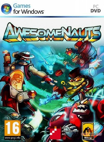Awesomenauts (2012/ENG/Multi5/Repack by Let'sРlay)
