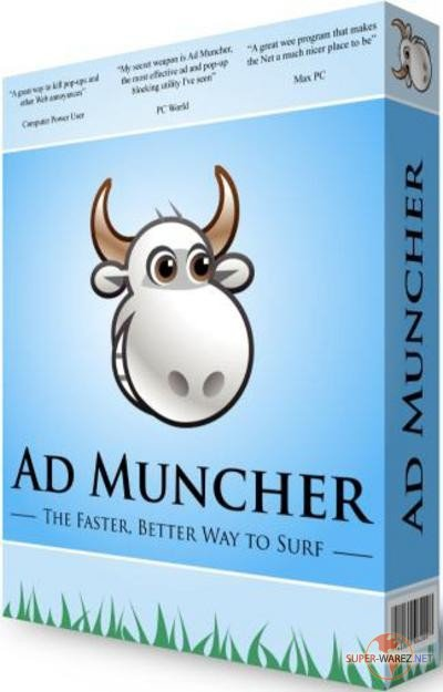 Ad Muncher 4.93.33707 Final RePack by Andron1975 & Artem40in
