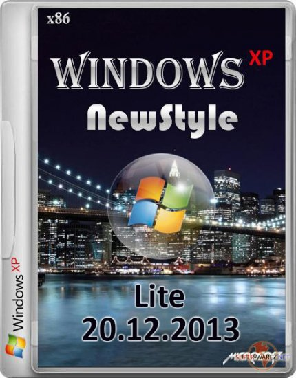 Windows ХР - NewStyleXP-Lite 20.12.2013 (x86/RUS)