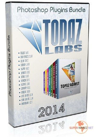 Topaz Labs Photoshop Plugins Bundle 2014 (20.06.2014)