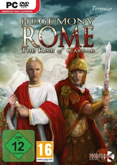 Hegemony Rome: The Rise of Caesar (2014/RUS/ENG/RePack by xGhost)