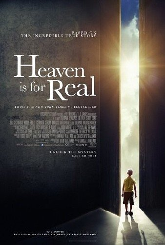 Небеса реальны / Heaven Is for Real (2014) HDRip-AVC