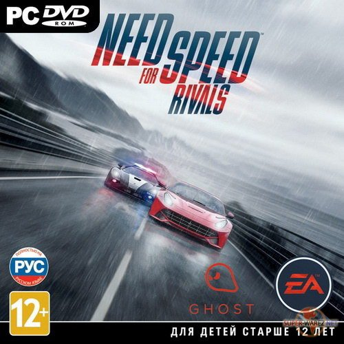 Need For Speed: Rivals - Deluxe Edition (v.1.4.0.0) (2013/RUS/RePack by Fenixx)