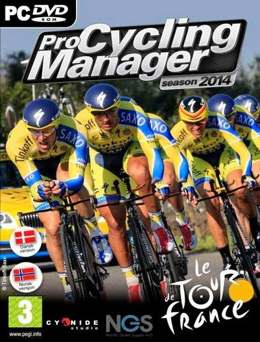 Pro Cycling Manager 2014 (2014/Eng/Eng/MULTI7/L)- CPY