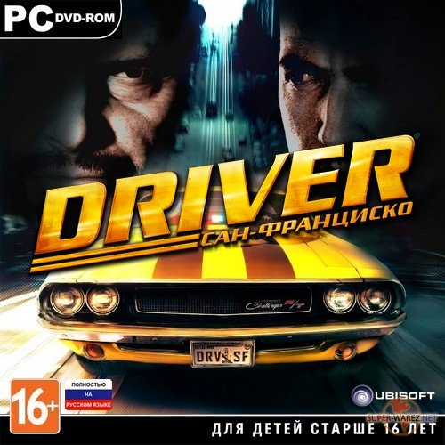 Driver: Сан-Франциско / Driver: San Francisco *v.1.04* (2011/RUS/ENG/MULTi6/RePack by R.G.Механики)