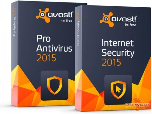 Avast! Antivirus Pro / Internet Security / Premier 2015 10.0.2206 Final (2014/ML/RUS)