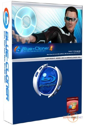 Blue-Cloner Diamond 5.50 Build 706