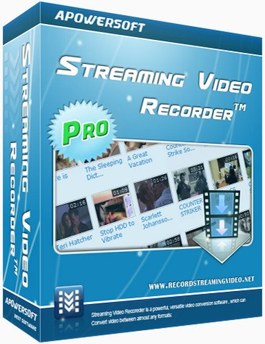 Apowersoft Streaming Video Recorder 4.9.6 (Multi/Rus)