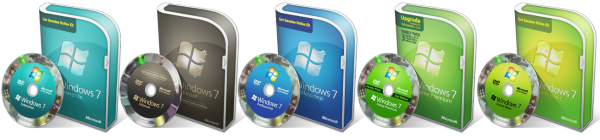 Windows 7 SP1 (Enterprise) + Ultimate + Professional + Home Premium + Home Basic + All Editions (Original)