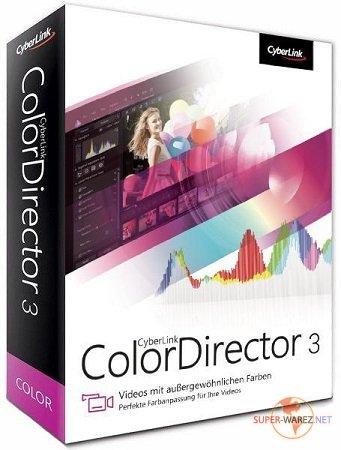 CyberLink ColorDirector Ultra 3.0.3507.3 + RUS