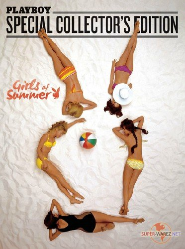 Playboy. Special Collector's Edition. Girls Of Summer (Июль) (2015) PDF