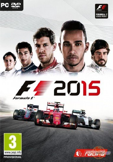 F1 2015 v1.0.18.9143 (2015/RUS/ENG/Multi9/RePack by FitGirl)