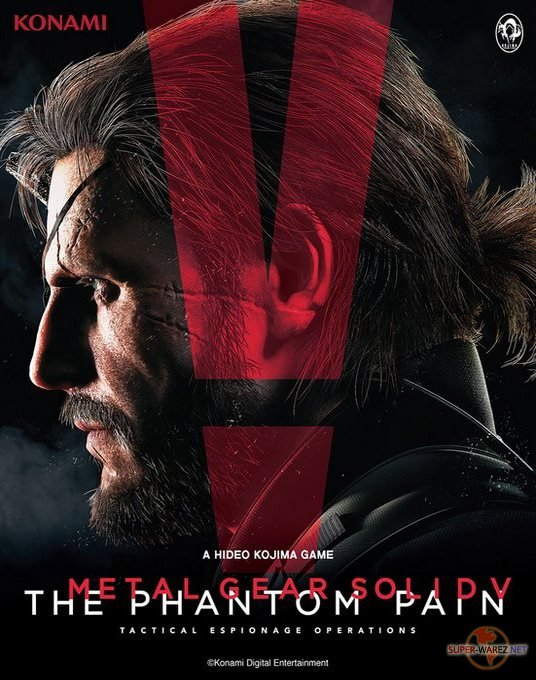 Metal Gear Solid V: The Phantom Pain (2015/RUS/MULTI9/Repack от R.G. Games)