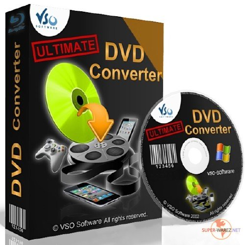 VSO DVD Converter Ultimate 3.6.0.38 Final