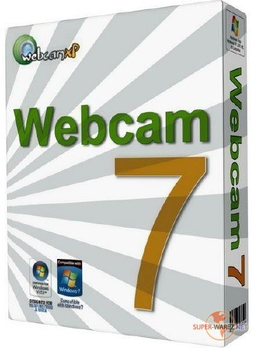 Webcam 7 PRO 1.4.5.0 Build 41350