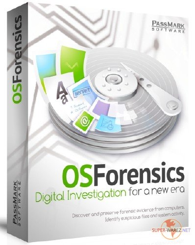 PassMark OSForensics Professional 3.3 Build 1003 Final
