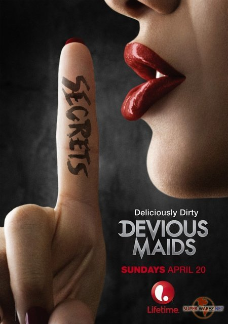 Коварные горничные – 4 сезон / Devious Maids (2016) WEB-DLRip Все серии