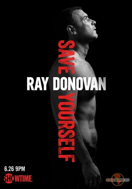 Рэй Донован - 4 сезон / Ray Donovan (2016) HDTVRip Все серии