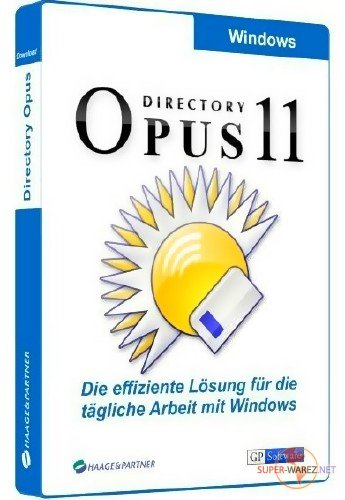 Directory Opus Pro 11.19 Build 6005 Final