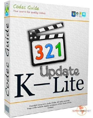 K-Lite Codec Pack Update 12.2.7