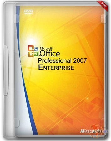 Microsoft Office 2007 Enterprise SP3 12.0.6743.5000 RePack by SPecialiST v.16.7 (RUS)