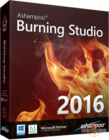 Ashampoo  Burning Studio 16.0.7.16 RePack + Portable by KpoJIuK