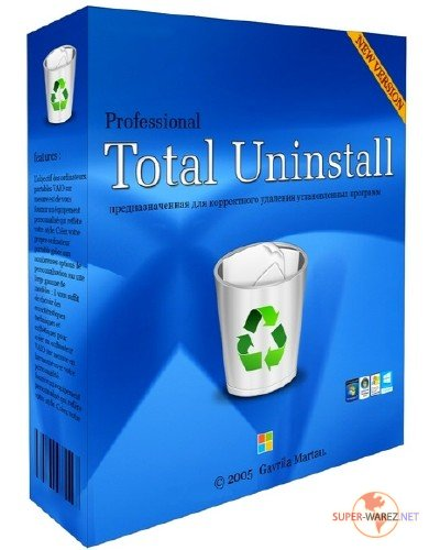 Total Uninstall Pro 6.17.0 (x64)
