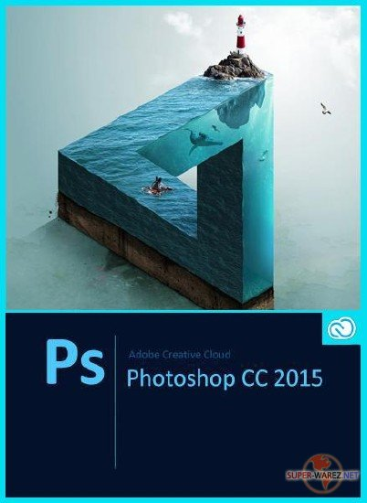 Adobe Photoshop CC 2015.5 17.0.1 by m0nkrus