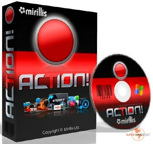 Mirillis Action! 1.31.5.0 Final