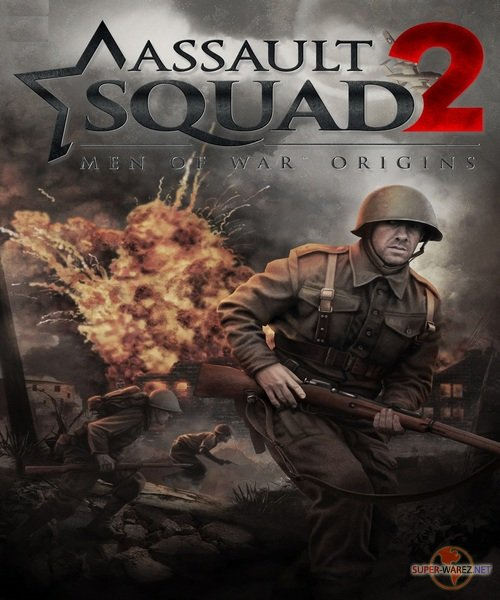 Assault Squad 2: Men of War Origins (2016/RUS/RePack от xatab)