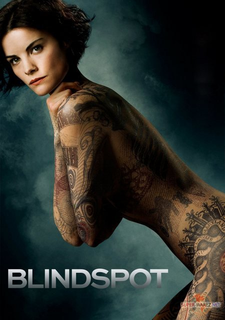 Слепая зона – 2 cезон / Blindspot (2016) WEB-DLRip Все серии