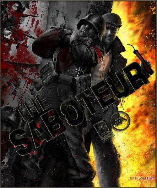 The Saboteur (2009/RUS/ENG/License)