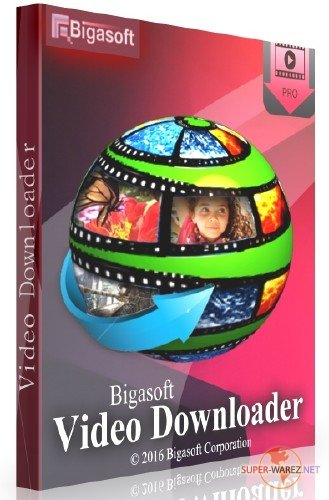 Bigasoft Video Downloader Pro 3.13.6.6212