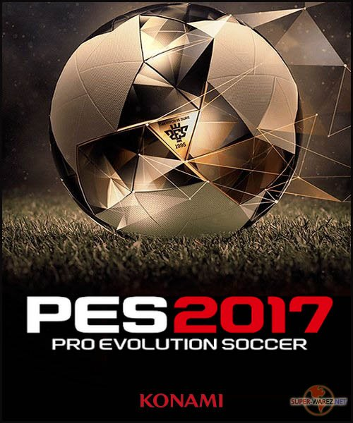 PES 2017 / Pro Evolution Soccer 2017 (2016/RUS/ENG/RePack)