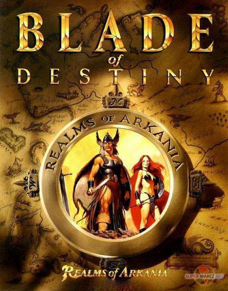 Realms of Arkania: Blade of Destiny - Complete Edition (2013/ENG/GER/License)