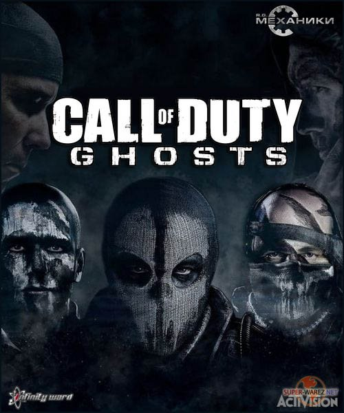 Call of Duty: Ghosts (2013/RUS/ENG/RiP)