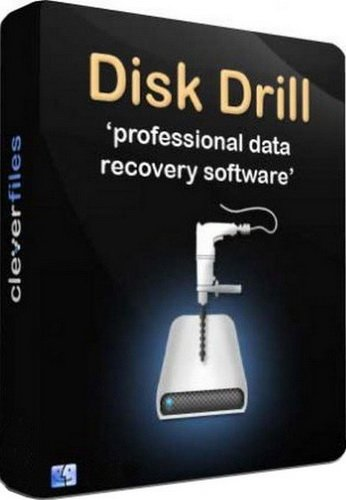 Disk Drill Pro 2.0.0.285 ML/RUS/2016 Portable