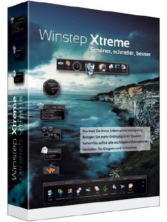 Winstep Xtreme 16.12.0.1191 RePack by D!akov