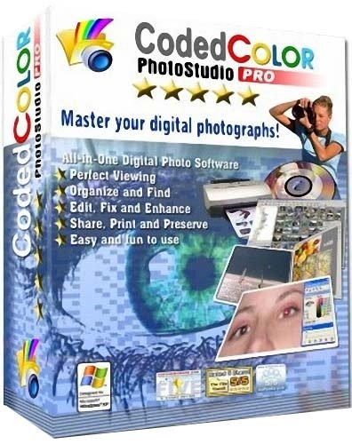 CodedColor PhotoStudio Pro 7.5.2.0 Ml/RUS Portable