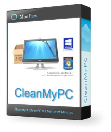 CleanMyPC 1.8.1.601 RePack by Diakov